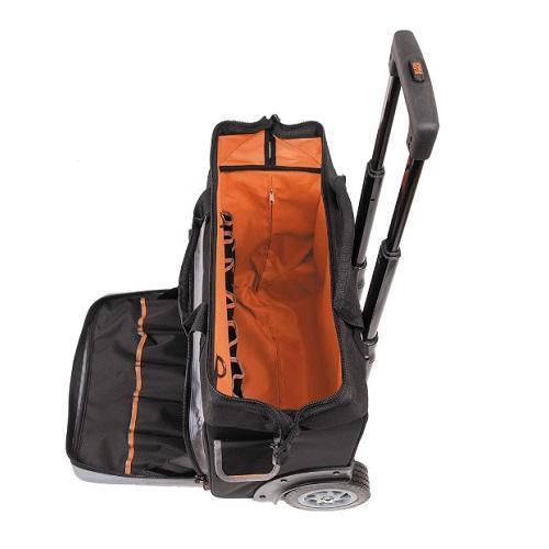 Klein Tools 55452rtb Rolling Tool Bag 24 Pockets 6